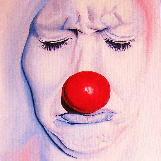 the Colourful Clown