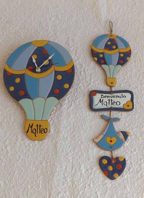 ceramica come mestiere: IDEE REGALO PER I PICCOLI