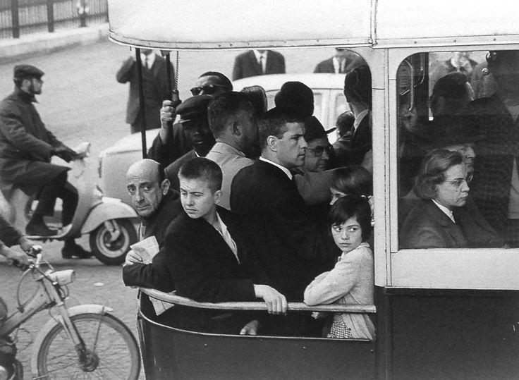 Paris 1965   Photo: Robert Doisneau
