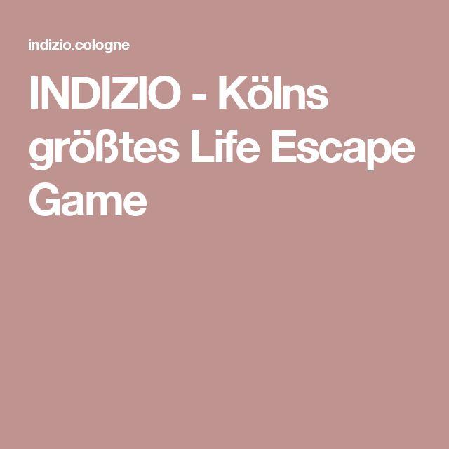 INDIZIO - Kölns größtes Life Escape Game