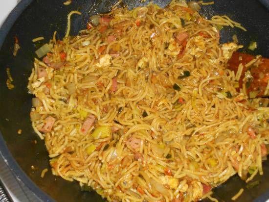 Snelle en pittige bami speciaal uit de wok van Fressnapf via Smulweb
