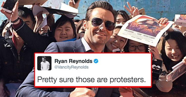 Ryan Reynolds And Hugh Jackman Can't Stop… https://www.buzzfeed.com/matwhitehead/wolverine-vs-deadpool?utm_term=.uy0B8k6YPR#.tspmdgxaW5