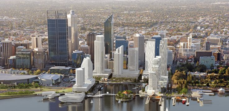 Perth Waterfront Redevelopment