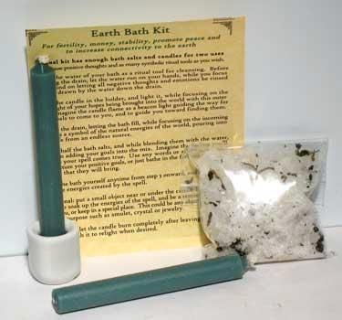 Earth Bath Kit