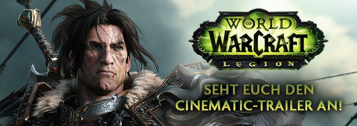 Cinematic-Trailer von World of Warcraft: Legion enthüllt! - BlizzCon 2016