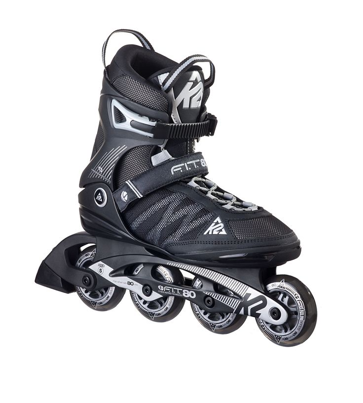 The F.I.T. 80 features the vibration-absorbing Tec Composite frame that sucks up road vibration for a smooth rolling ride your skates need.