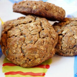 Linda Vestman glutenfria bröd, frukostbullar