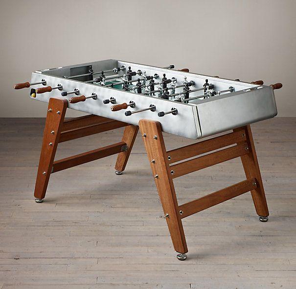 Vintage Table Hardware : Competition foosball table restoration hardware rec