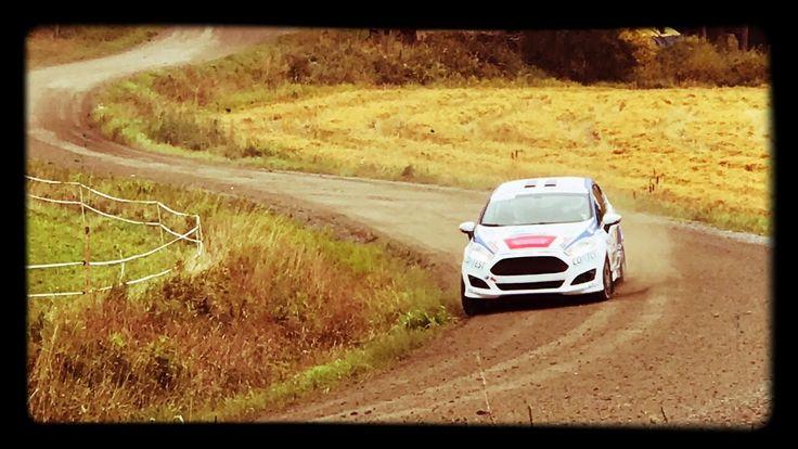Lake City Rally 30.10. Riehu/Vesilahti - YouTube