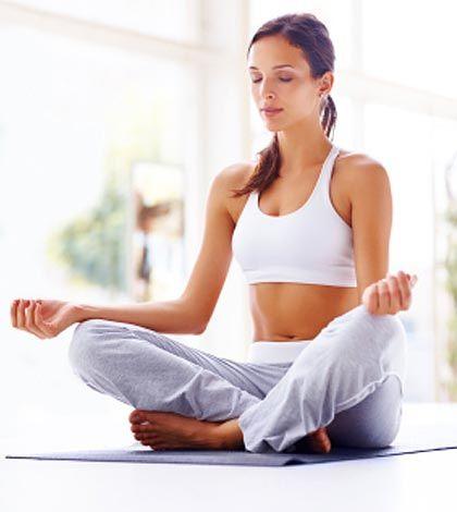 Yoga für Anfänger – Die ersten Schritte  #yoga #yogaforbeginners