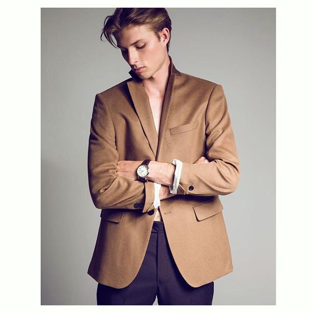 Thanks to @nzhviva for showcasing our pure cashmere jacket in their list of six men's wardrobe Autumn staples.