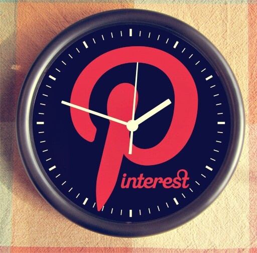 It's Pin-O'clock! - If you are going to use certain social media platforms, make sure you have the time to use them. We would rather have one AMAZING social media page than 4 Mediocre pages! :)
