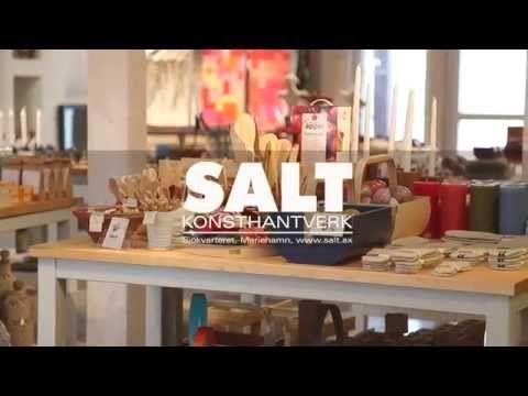 Salt, konsthantverk från Åland