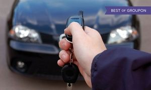 Groupon - Remote Car Starter or Heated Seat Installation at The Audio Connection (Up to 74% Off) in Multiple Locations. Groupon deal price: $103