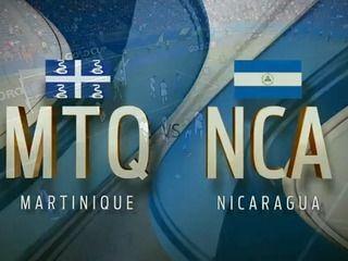 Martinik - Nikaragua Özeti