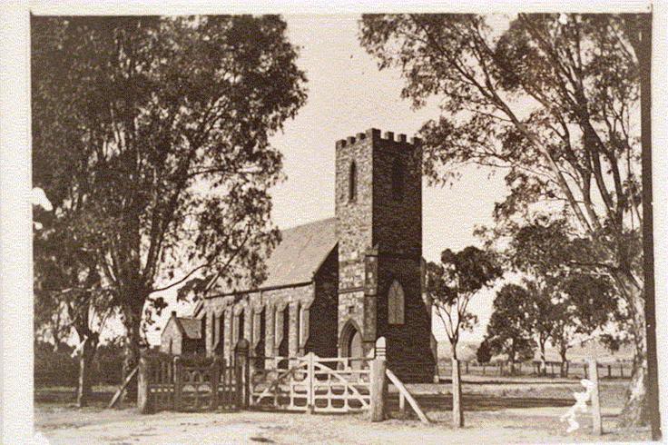 St Augustine's Circa 1916