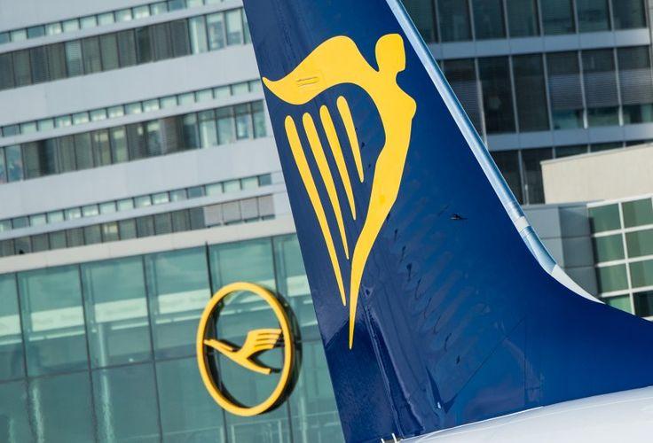 left         Die Lufthansa ist 2016 trotz Zuwächsen im Passagiergeschäft erstmals hinter den irischen Billigflieger Ryanair   zurückgefallen. Zusammen mit ihren Töchtern Eurowings, Swiss und Austrian Airlines beförderte der Dax -Konzern im abgelaufen...