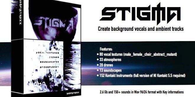 Review: Stigma Sample Library by SampleTraxx