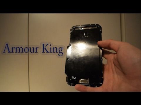 [REVIEW] Armour King Samsung Galaxy S6 Case