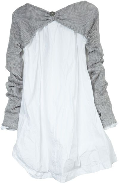 susy harper - sleeves + cloud top