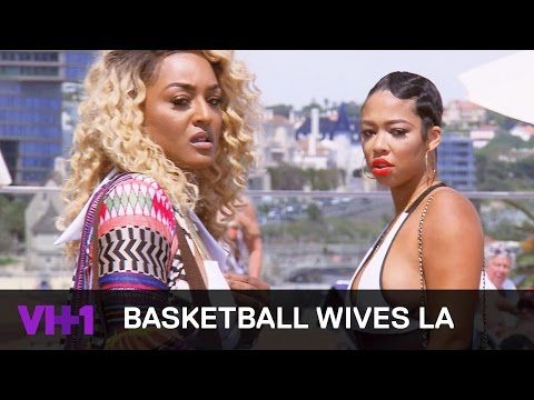 The Duffey & Tami Roman Fight Turns Into A Physical Brawl | Basketball Wives LA - YouTube