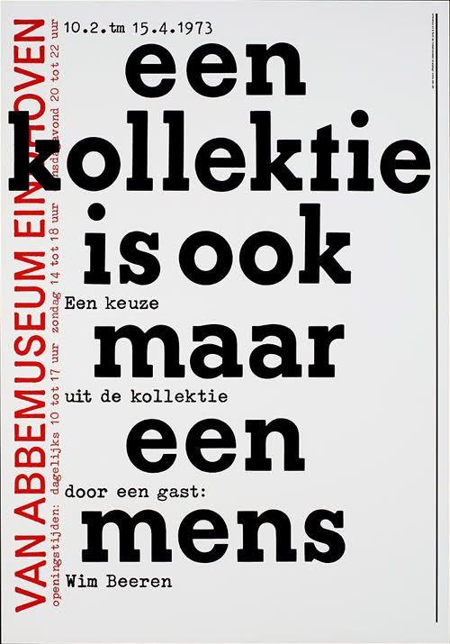 Jan van Toorn, 1973