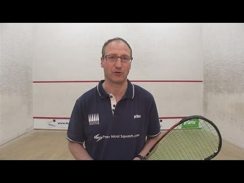 How To Win A Squash Game - YouTube