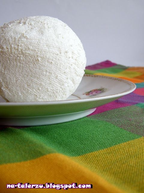 Na talerzu: Domowy biały ser