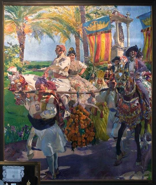 The Spanish Painter:  Joachin Sorolla