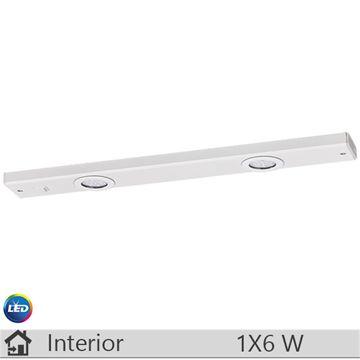 Aplica LED baie, iluminat decorativ interior Rabalux, gama Long light, model 2349
