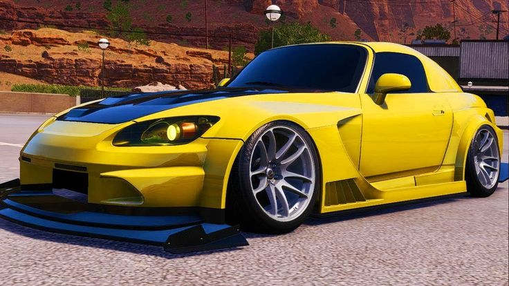 Need For Speed Payback Honda S2000 Gameplay Car Games