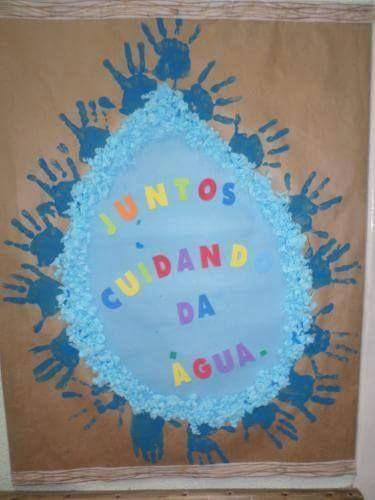 Pin De Carmen Sabaris En Dia Da Auga Cuidado Del Agua Proyecto