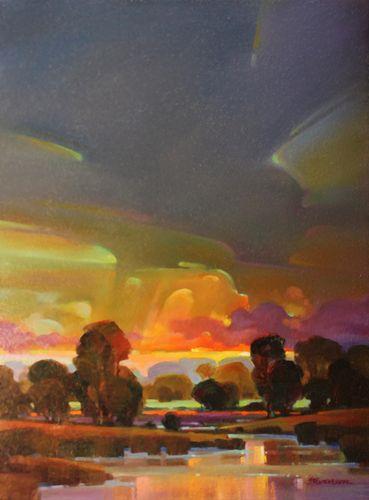 Mac Stevenson: Prism Sky More