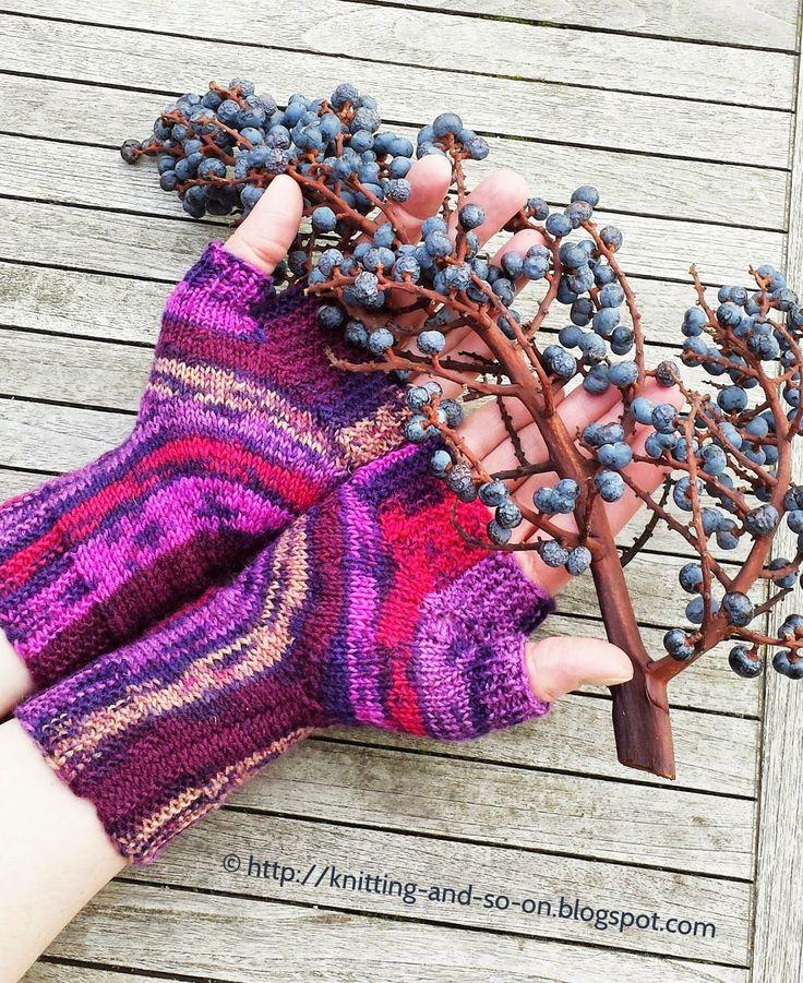 107 besten guanti Bilder auf Pinterest   Handschuhe häkeln, Häkeln ...
