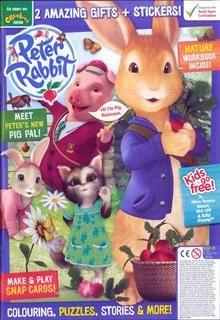 Peter Rabbit Magazine Issue NO 28