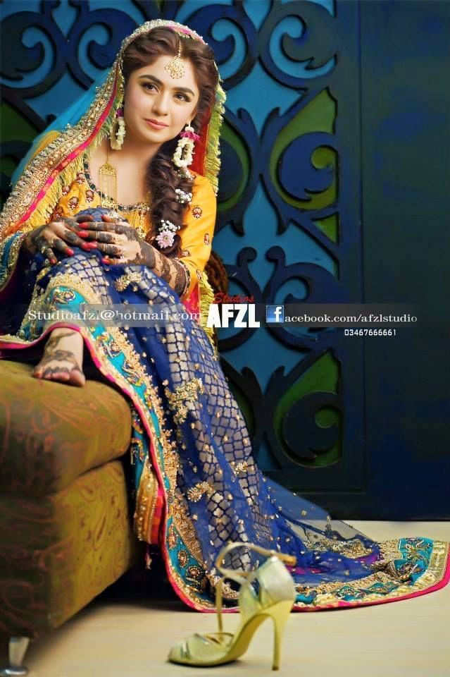 Mehndi dress very beautiful #pakistani
