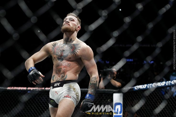 Conor McGregor inspires some of world's top athletes to do 'Billionaire strut'