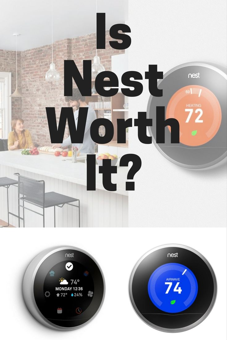 The Nest thermostat is super popular, but is it worth it for its high price? Lets go through its pros and cons.
