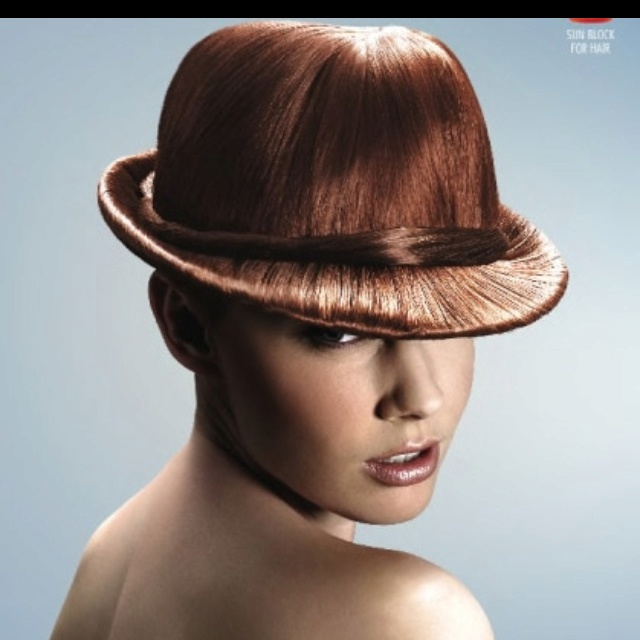 11 best hats made of hair! images on Pinterest