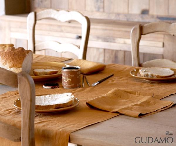 GUDAMO House of Linen - 벤스 플레이스 매트