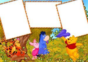 Frame Winnie the Pooh ( 150 ) ~ Il Magico Mondo dei Sogni
