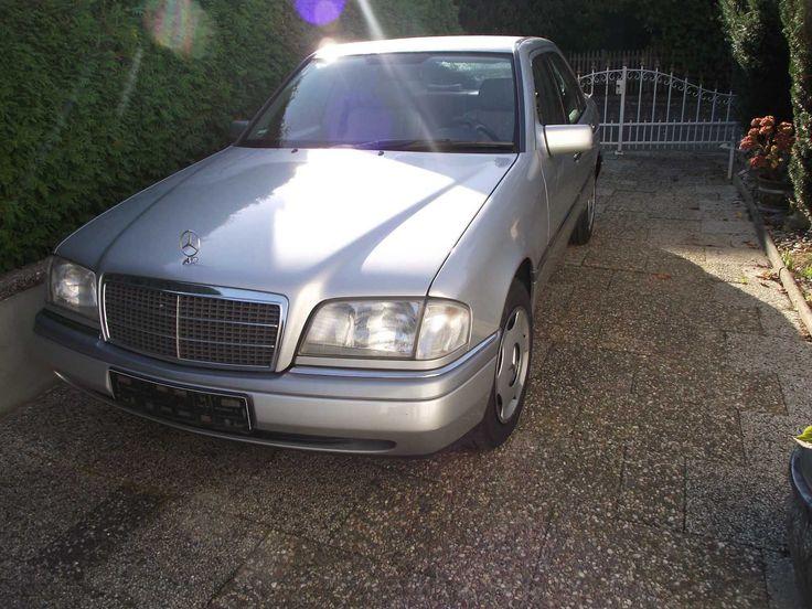 Mercedes C180 W202 Automatic Elegance mit Schiebedach ohne Klimaanlage   Check more at https://0nlineshop.de/mercedes-c180-w202-automatic-elegance-mit-schiebedach-ohne-klimaanlage/