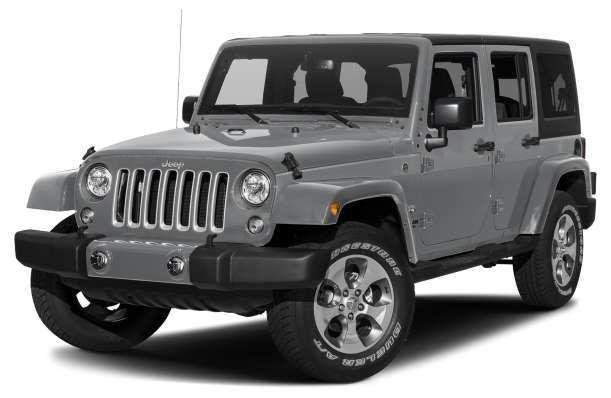 Awesome Jeep Sahara 4X4
