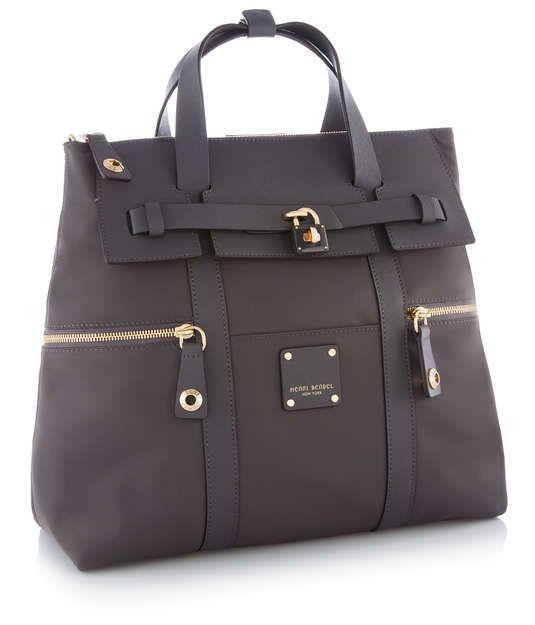 Jetsetter Convertible Nylon Backpack