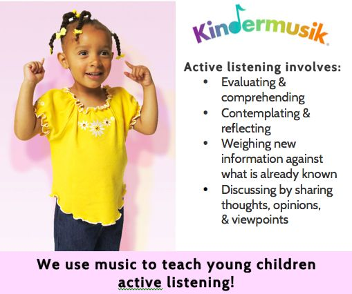 active listening in child care Active listening in health care love your children and that they are very important to you at the same time, you can't stand being with them is that what you are saying.