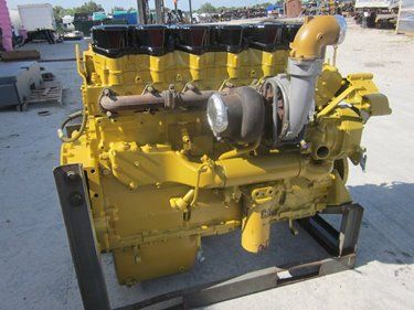 THIS ENGINE HAS BEEN SOLD!   CAT 3406E 550HP Engine  LINK: http://truckcs.com/Parts/Used-Equipment-(1)/Engines/Caterpillar-Engines/2WS36759.aspx