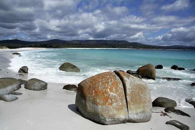 Bay of Fires, St Helens , #Tasmania, #Australia