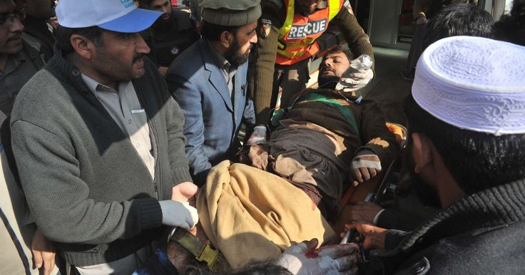 At least 21 dead in Taliban attack on Pakistan university