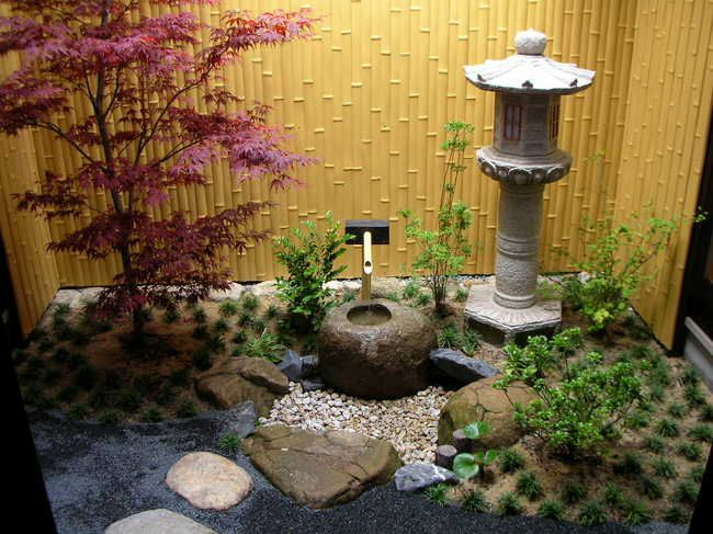 31 best garden japanese ideas images on pinterest for Small japanese water garden