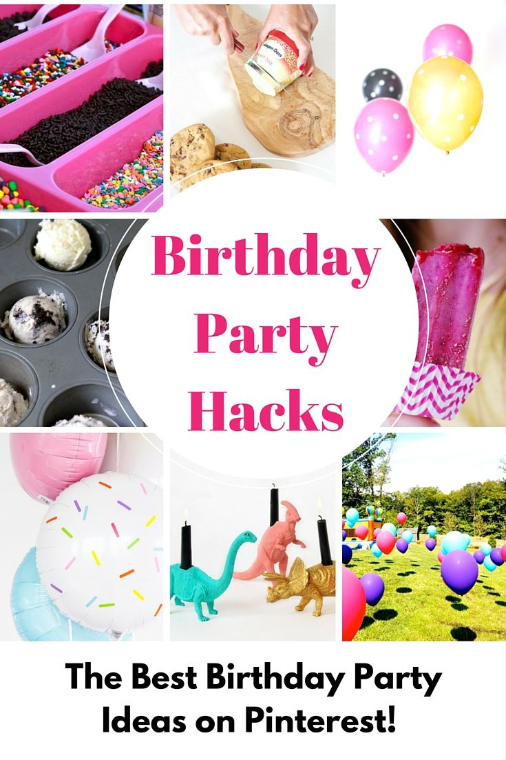 490 best Party Planning images on Pinterest | Birthday party ideas ...